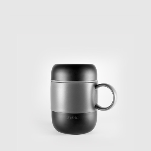 Pioneer Drinkpod 280ml - Black