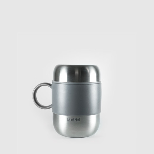 Pioneer Drinkpod 280ml - Silver