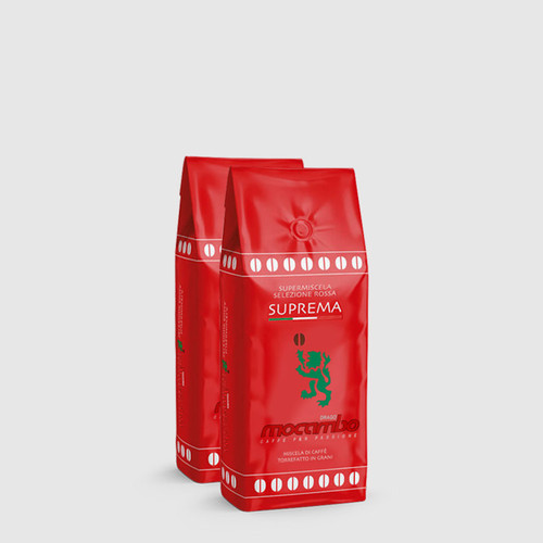 2 bags of Drago Mocambo Suprema 250g Coffee Beans