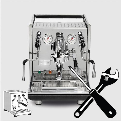 ECM Full Service - Dual Boiler
