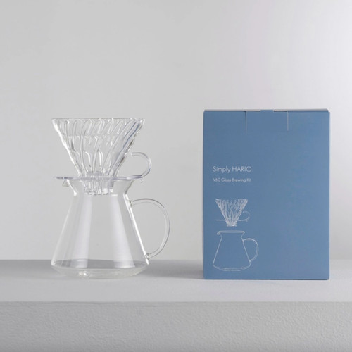 Simply Hario V60 Glass Brewing Kit - 02