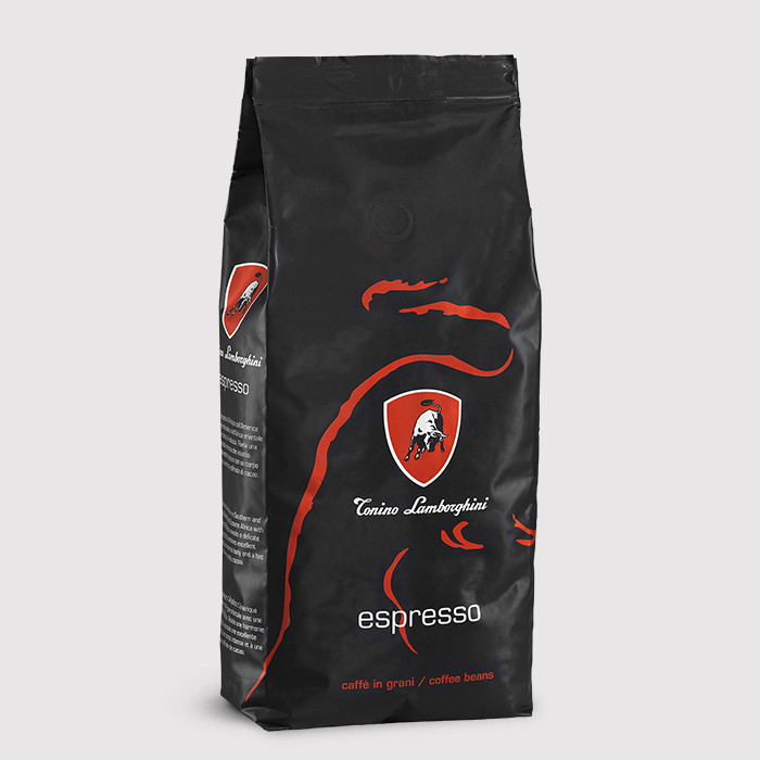 Tonino Lamborghini Red Blend Coffee Beans - 1kg