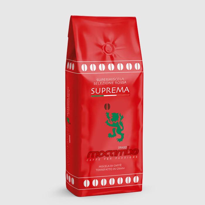 Drago Mocambo Suprema 1kg Coffee Beans
