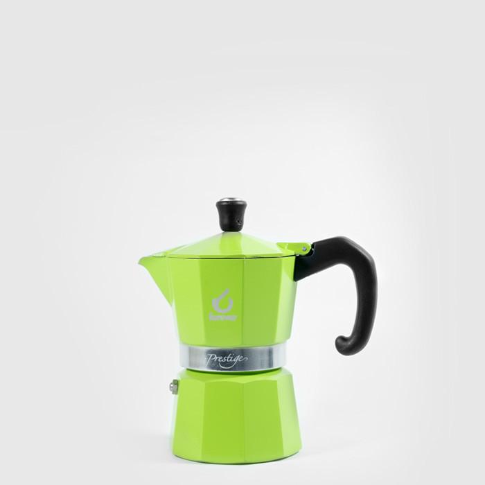 Moka Prestige 1 Cup La Verde