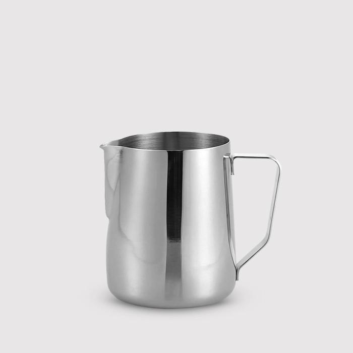 Milk Jug 0.35L Silver