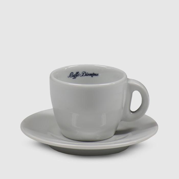 Caffe Diemme Cappuccino Cup & Saucer