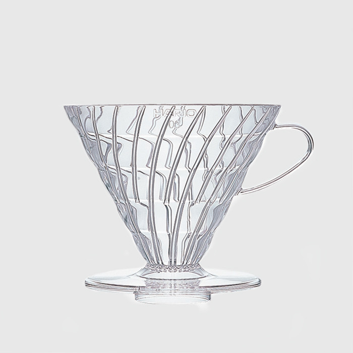 V60 Dripper 03  (1-6 cups) Clear