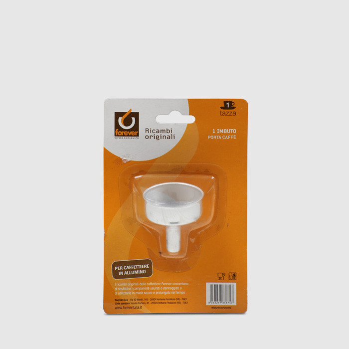 1 Cup Replacement Funnel for Moka Prestige
