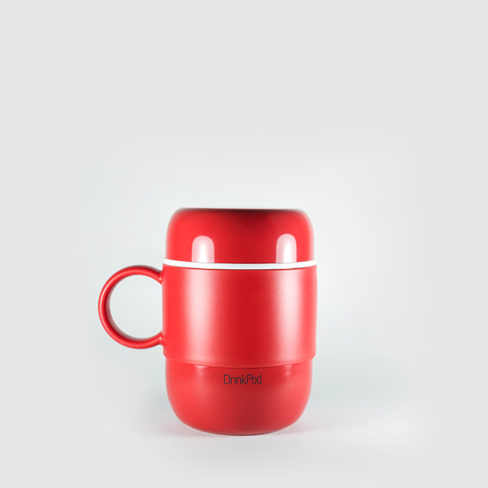 Pioneer Drinkpod 280ml - Red