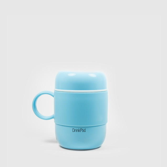 Pioneer Drinkpod 280ml - Blue