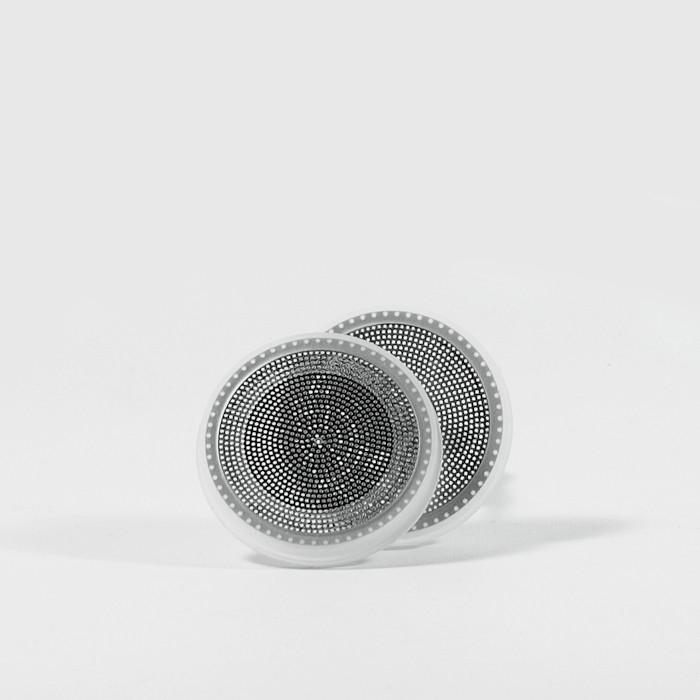 Spare Shower Screens for the Flair (Pack of 2)