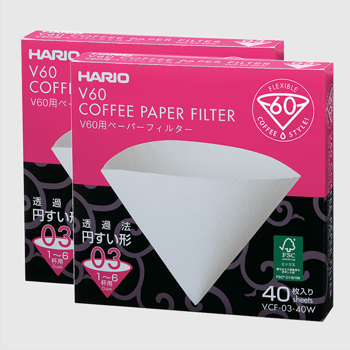 2 Boxes of Hario V60 Paper Filters 03 (40)