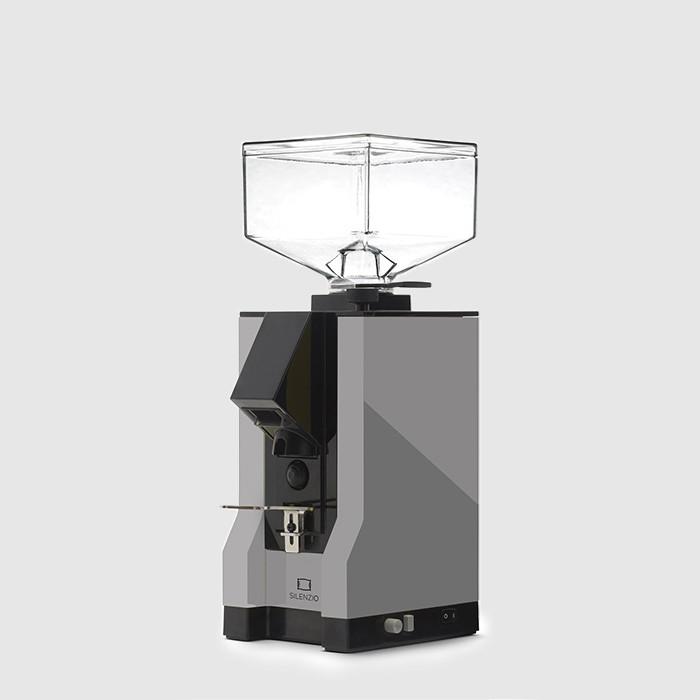 Eureka Mignon Silenzio 15BL Coffee Grinder 50mm Burrs (Grey)