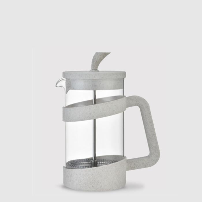 3 Cup Cafetière (350ml) - Café Ole Style - Cream
