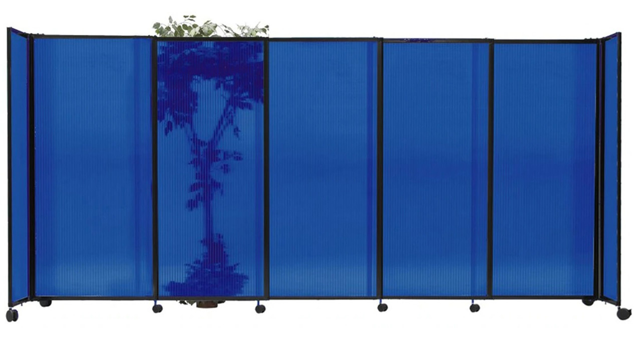 Blue Polycarbonate finish - Special Order