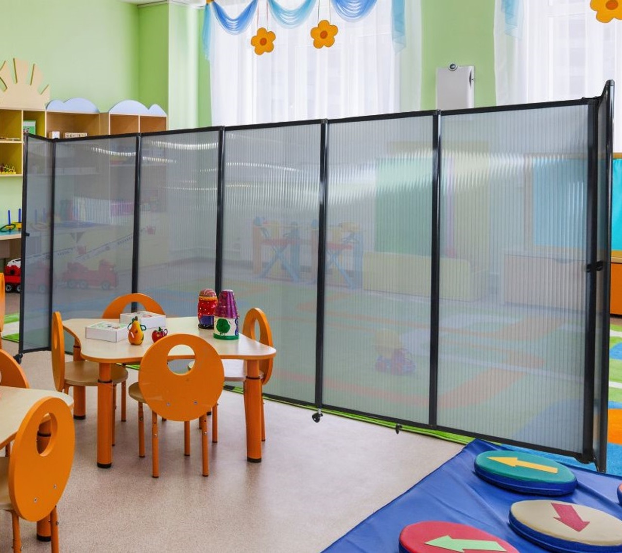 Clear Polycarbonate finish
