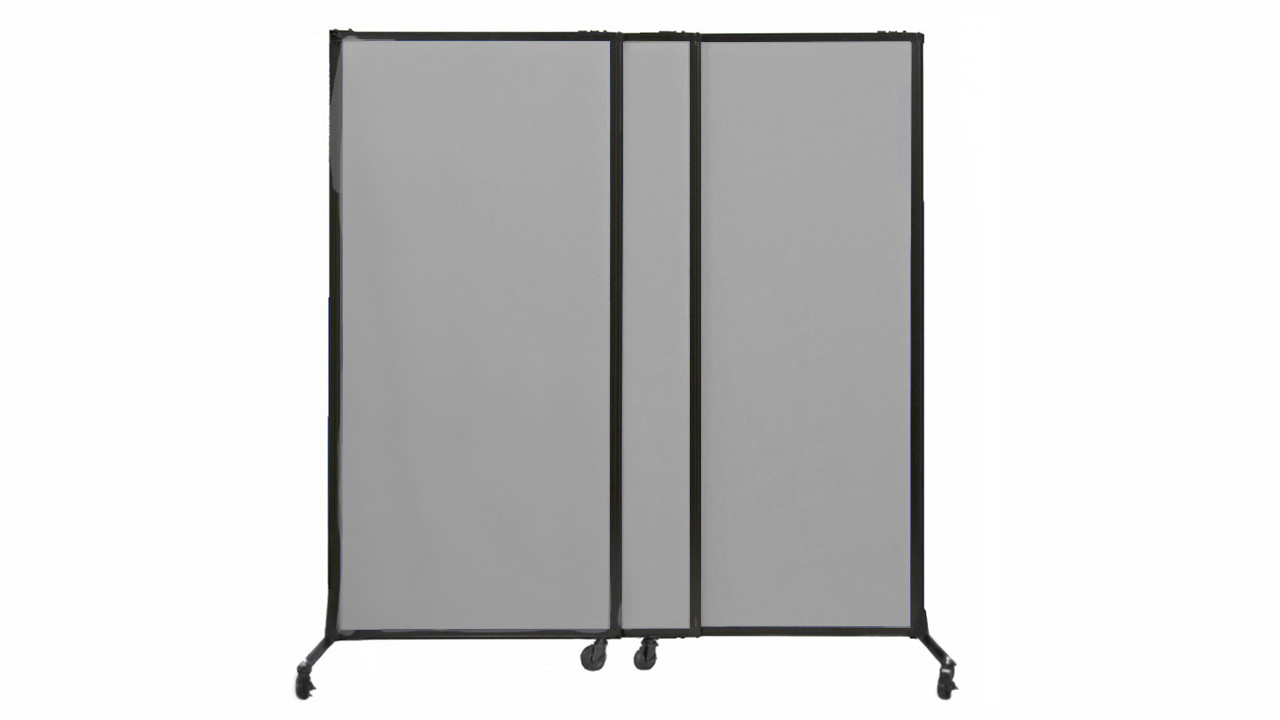 Quick-Wall (Sliding) Portable Partition