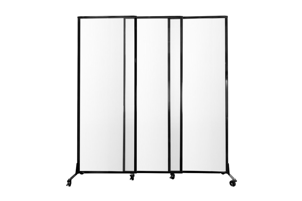 Medi-Wall Quick-Wall (Sliding) Portable Partition
