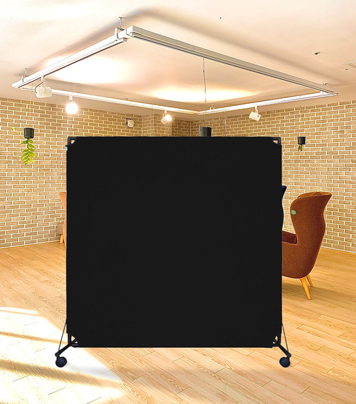VP6 Rolling Room Partition