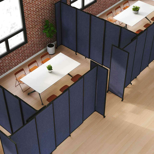 StraightWall Sliding Portable Partition