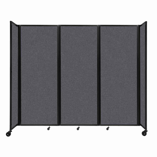 SoundSorb StraightWall Sliding Portable Partition