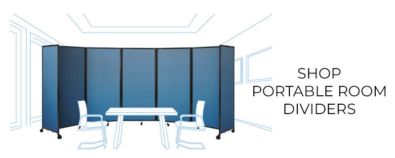 Versare Portable Room Dividers