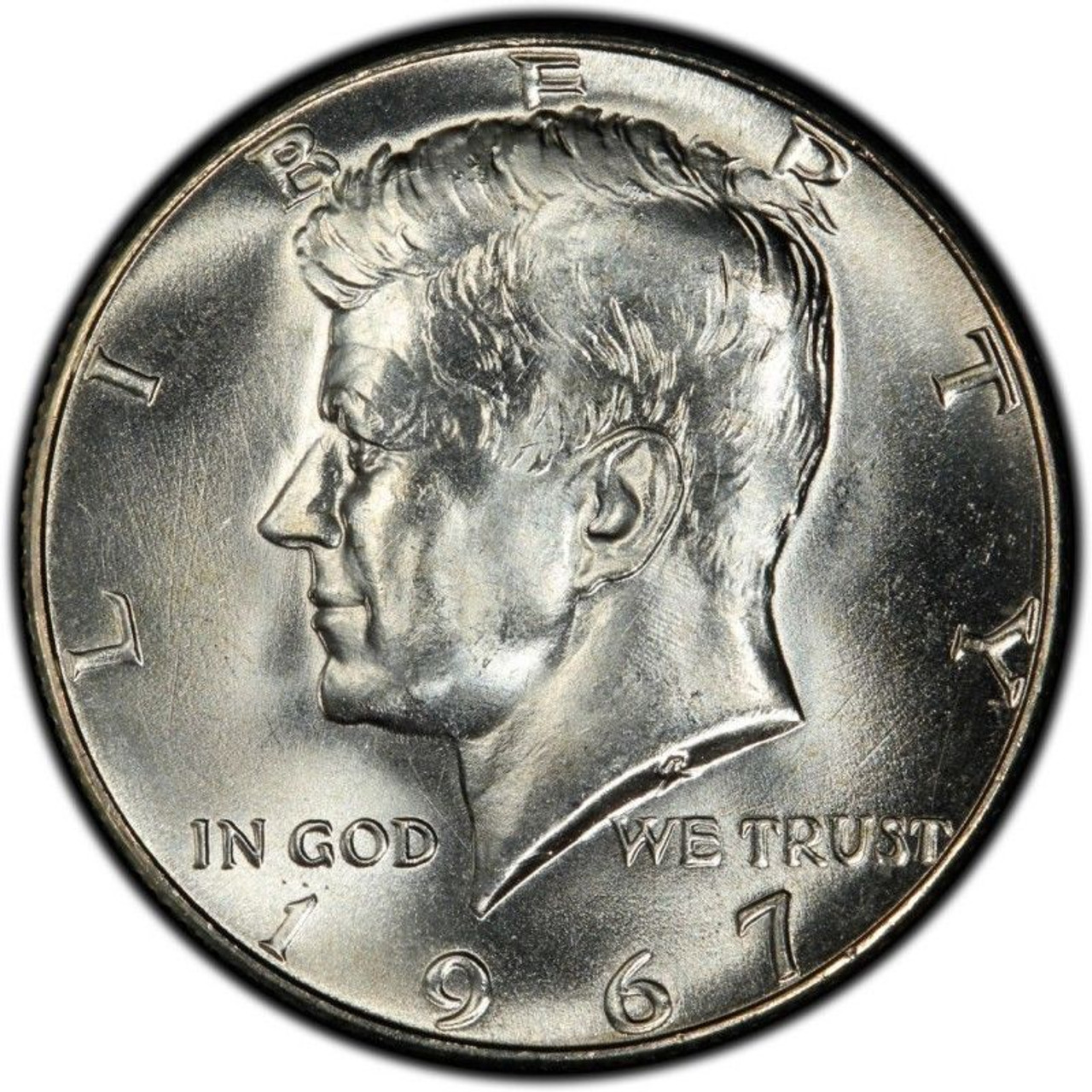 1967 quarter worth any money
