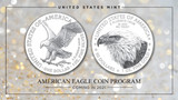 U.S. Mint Launches New American Silver and Gold Eagle Reverse Designs