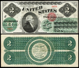 Collecting $2 Bills from 1862 to Now