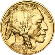 American Gold Buffalo History