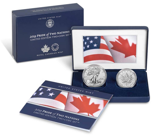 2019 Pride of Two Nations 2-pc Set in OGP