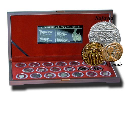 20 Coins from 20 Centuries Box: A Retrospective Collection
