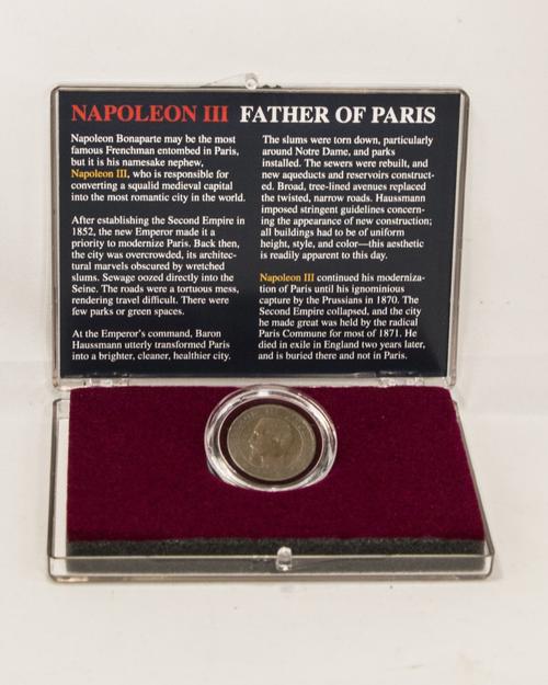 Napoleon III: Father of Paris