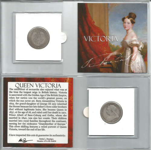 The Coin of the Grandmother Queen of Europe (Mini Album)