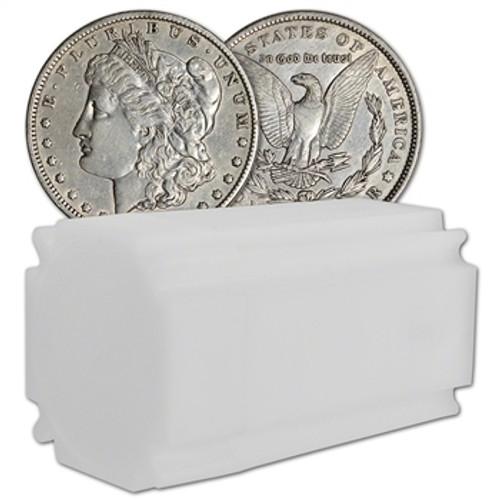 Pre-1921 Morgan Silver Dollar Circulated VG-XF (Roll of 20)