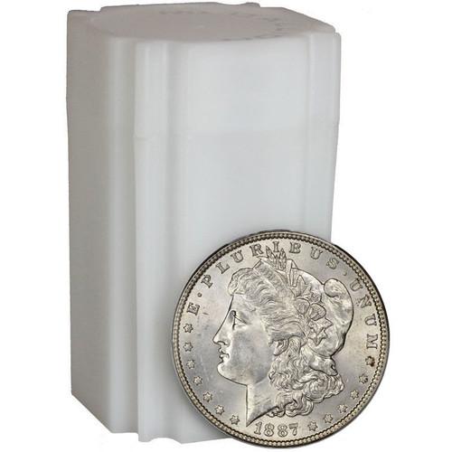 Pre-1921 Morgan Silver Dollar  BU (Roll of 20)