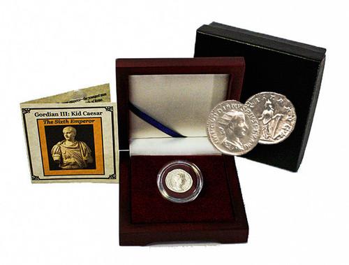 Kid Caesar: Box of Roman Emperor Gordian III