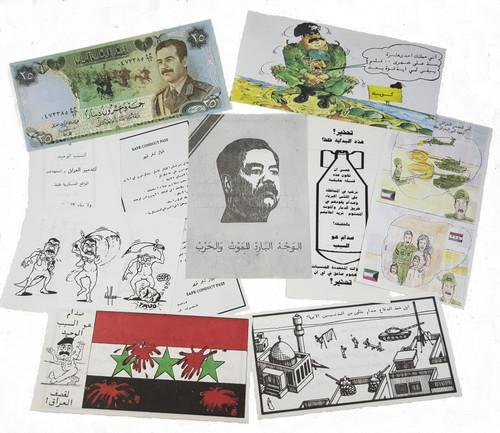Gulf War Leaflets: Set of 10 Different