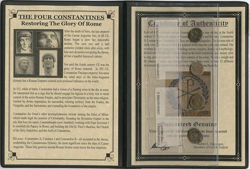 The Four Constantines Album