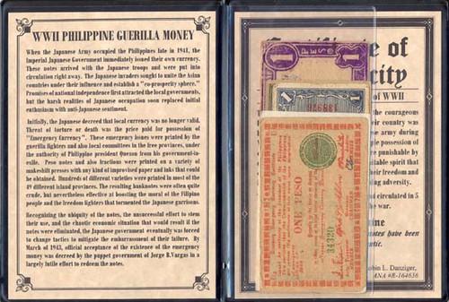 Philippines Guerilla World War II Album