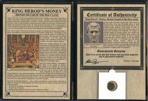King Herod the Great Album