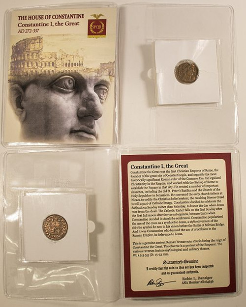 Constantine the Great Mid-Sized Album