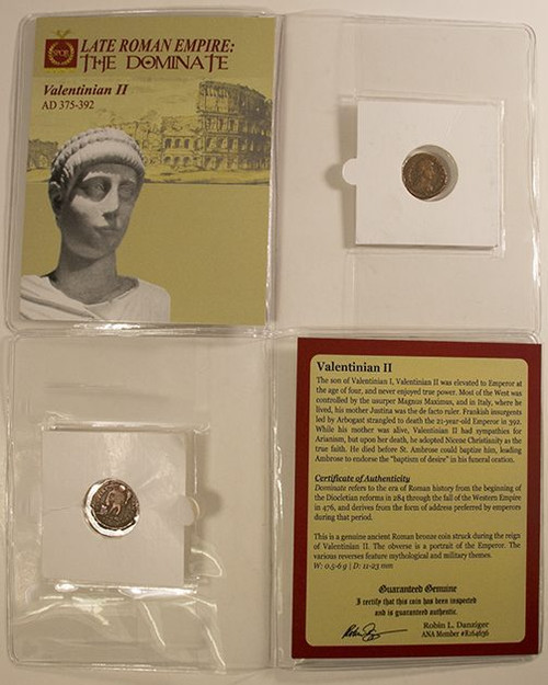 Valentinian 2nd Mid-Sized Album