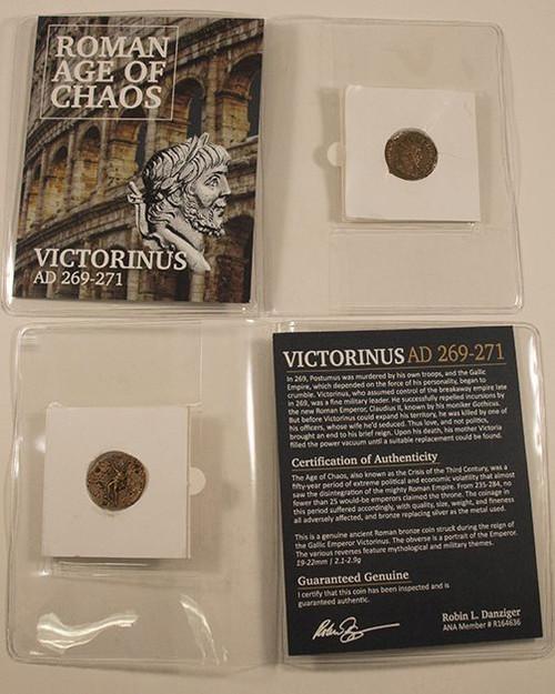 Victorinus Mid-Sized Album
