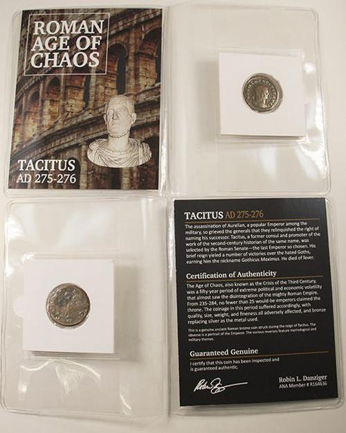 Tacitus Mid-Sized Album