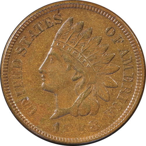 1888 Indian Head Penny - Circulated