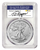 2021 Silver Eagle Type 2 T.D. Rogers Signed PCGS MS70 First Day of Issue obverse