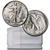 1916-1947 Walking Liberty Half Dollar AU/BU (Roll of 20)