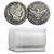 90% Silver Barber Half Dollar Circulated- Roll of 20