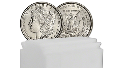 Morgan Dollar Rolls